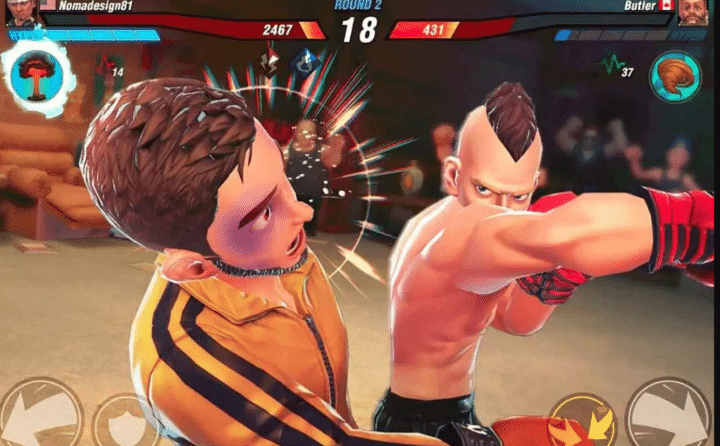 Download Boxing Star Private Servers