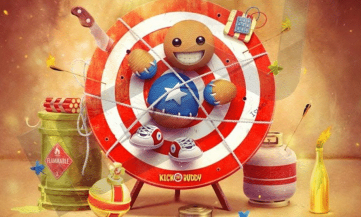 Download Kick the Buddy Mod Ipa & Mod APK