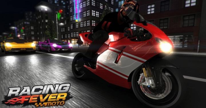 Racing Fever Moto Mod IPA & Mod APK