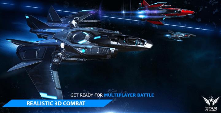 Download Star Combat Online Mod APK & Mod IPA