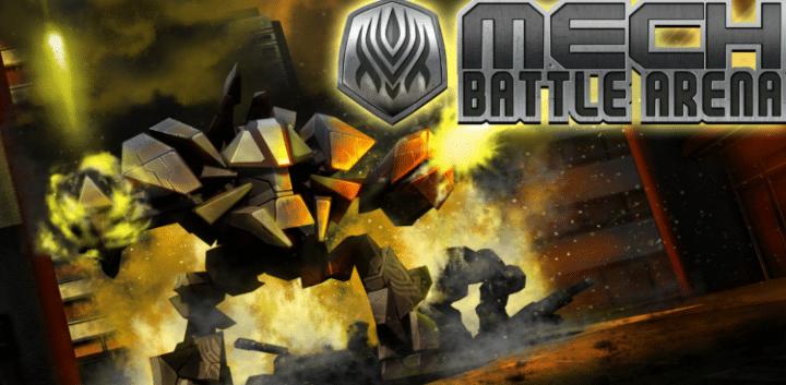 Download Mech Arena: Robot Showdown Mod APK & Mod IPA