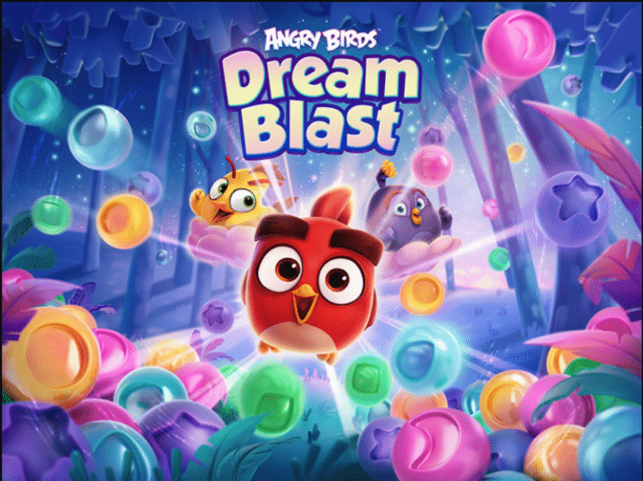 Download Angry Birds Dream Blast Latest Mod APK & Mod IPA