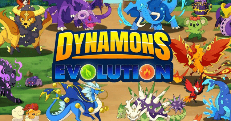 Download Dynamons Evolution Latest Mod APK & Mod IPA v1.1.1