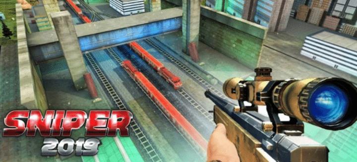 Download Sniper 3D 2019 Latest Mod APK & Mod IPA