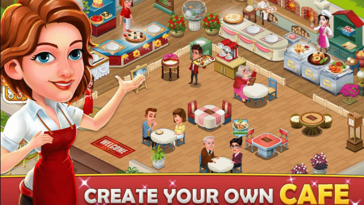 Download Cafe Tycoon Latest Mod APK & Mod IPA