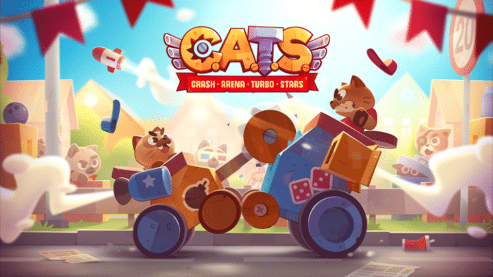 Download Cats: Crash Arena Turbo Stars Private Servers 2019