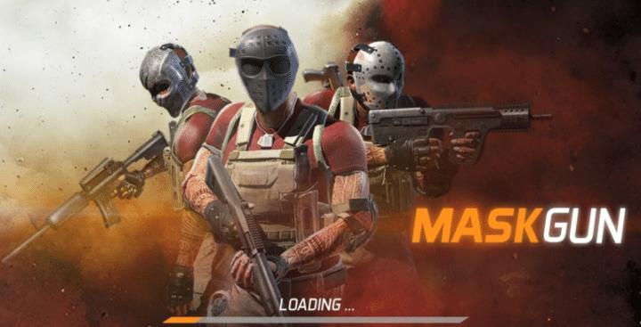 Mask Gun Mod APK & Mod IPA