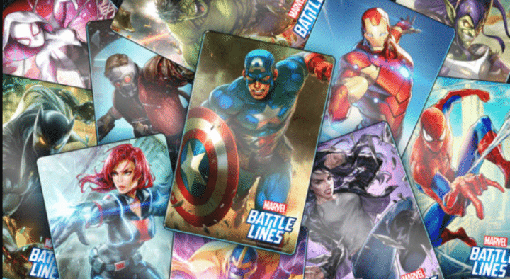 Download Marvel Battle lines Mod APK & Mod IPA