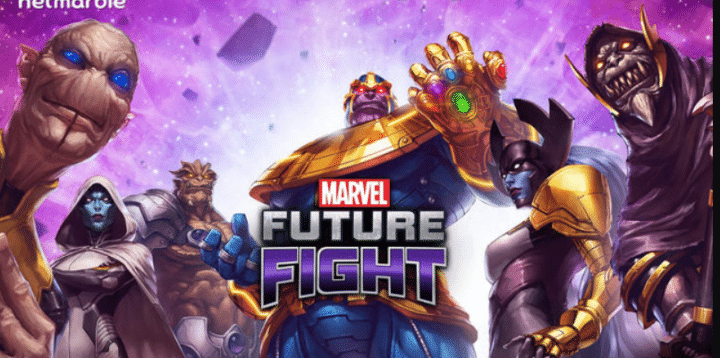 Marvel Future Fight Mod APK & Mod IPA