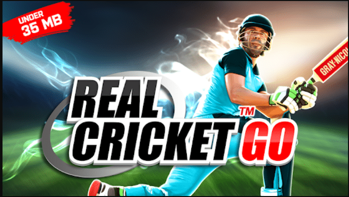 Download Real Cricket Go Mod APK Latest Version v0.1.97 Updated