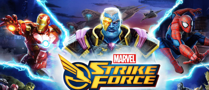 Download Marvel Strike Force Latest Mod APK & Mod IPA v2.3.1