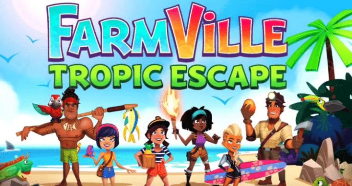 Download Farmville Tropic Escape Mod APK & Mod IPA