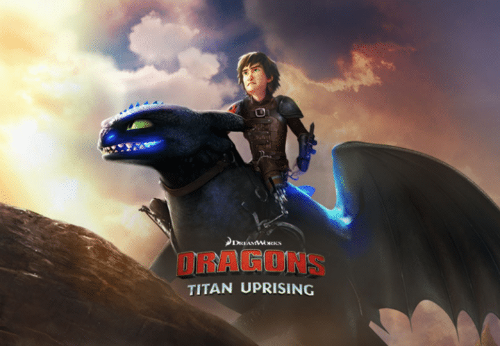 Download Dragons Titan Uprising Mod APK & Mod IPA
