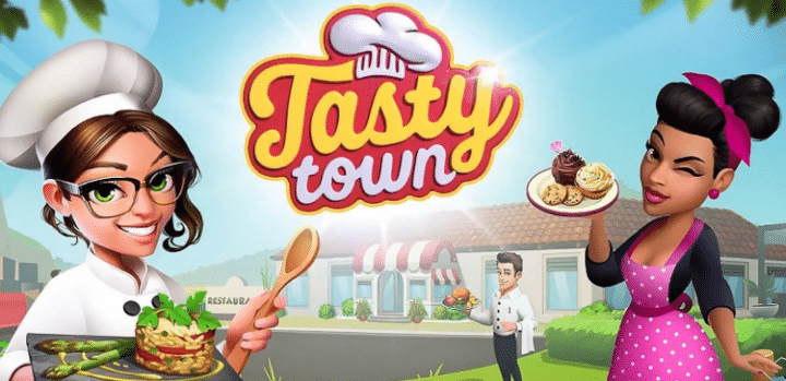 Download Tasty Town Latest Mod APK & Mod IPA