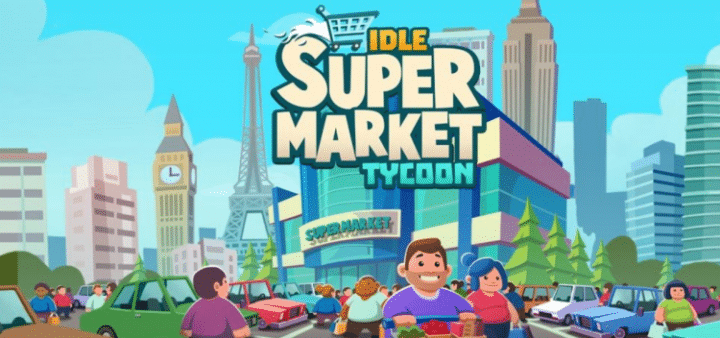 Download Idle Supermarket Tycoon Latest Mod APK & Mod IPA