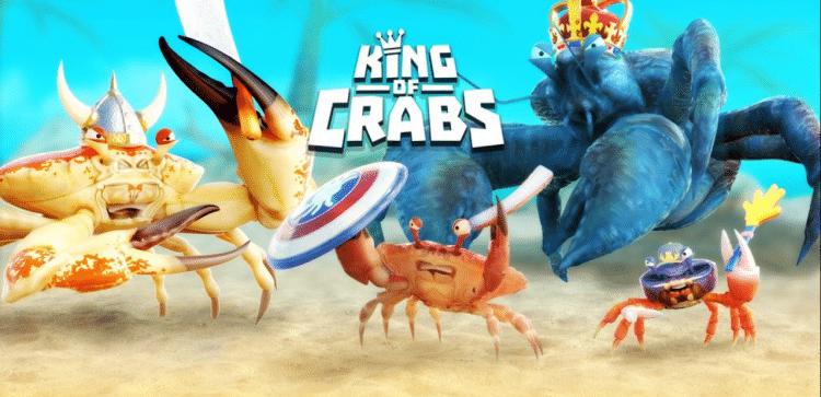 Download King of Crabs Mod APK & Mod IPA