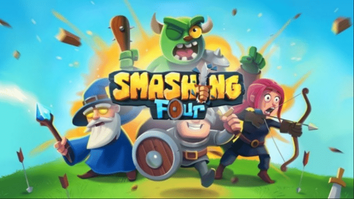 Download Smashing Four Latest Mod APK & Mod IPA