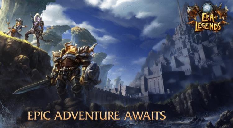 Download Era of Legends Latest Mod APK & Mod IPA