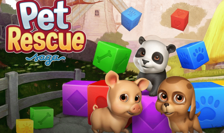 Download Pet Rescue Saga latest Mod APK & Mod IPA 2019