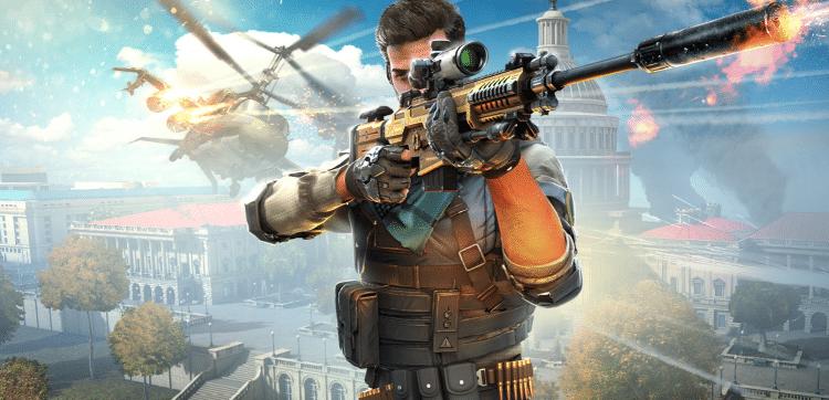 Download Sniper Fury Latest Mod APK