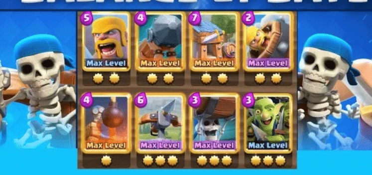 Top 3 Best Wall Breaker Decks for all Arenas