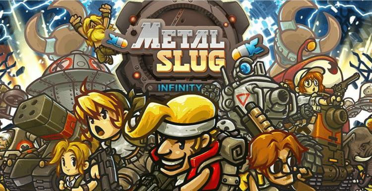 Download Metal Slug Infinity latest Mod APK & IPA