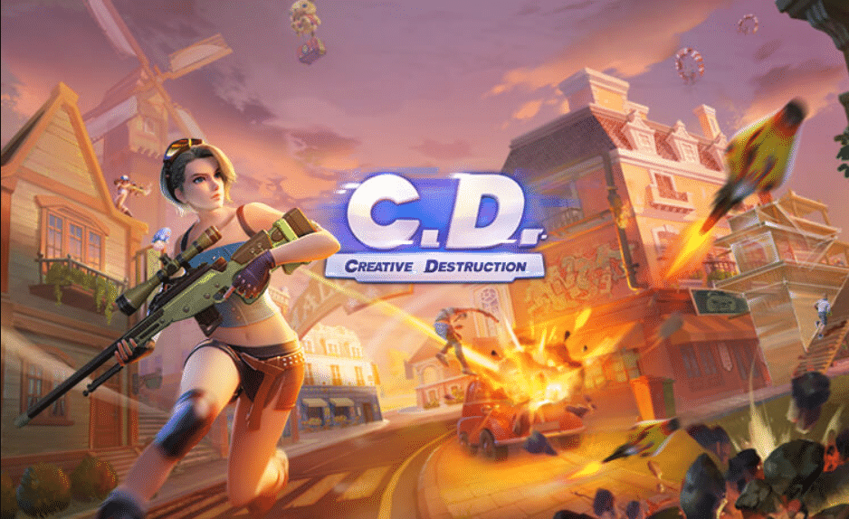 Download Creative Destruction Latest Mod APK