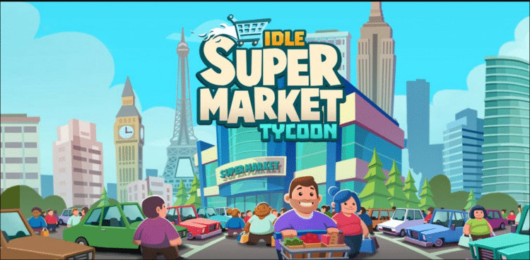Download Idle Supermarket Tycoon Latest Hack 2019