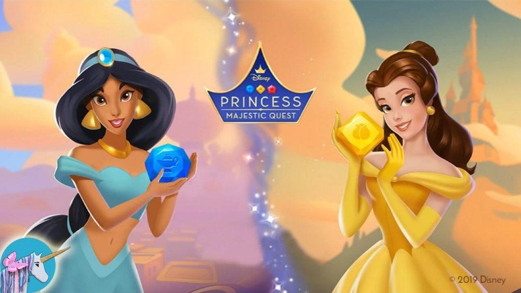 Disney Princess Magic Quest Mod APK