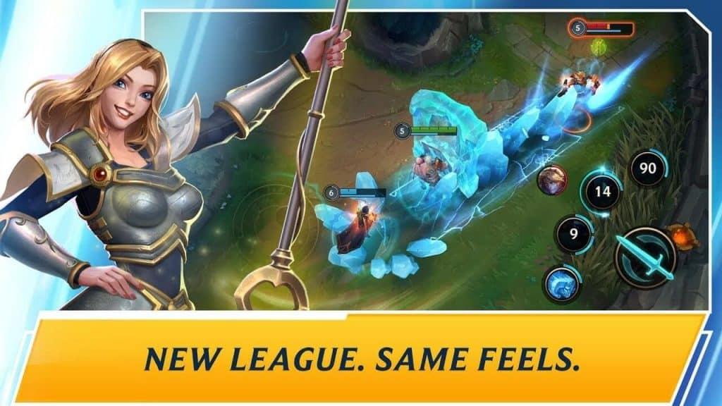 League of Legends Wildrift Mod Apk