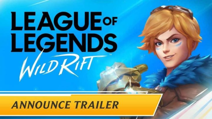 League of Legends Wildrift Apk