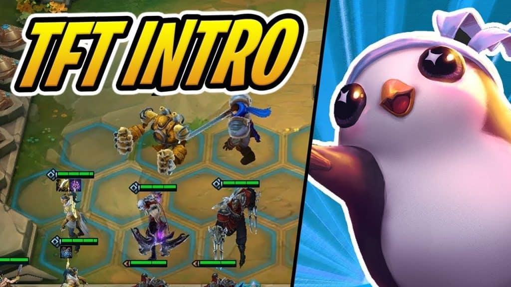 Teamfight tactics Mod Apk