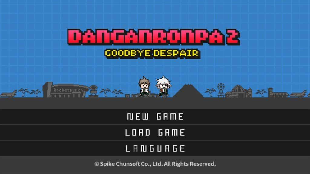 Danganronpa 2: Goodbye Despair has landed on the Google Play Store