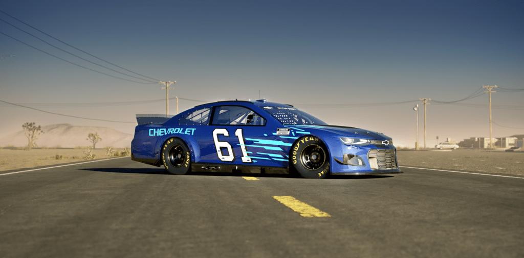You can now own a NASCAR Camaro ZL1 1LE in CSR Racing 2