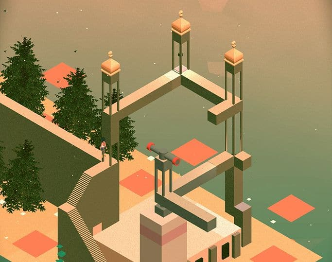 Odie's Dimension II is a new puzzle for Android that looks a lot like Monument Valley