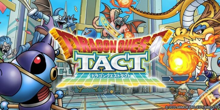 Square Enix announces western release of Dragon Quest Tact on Android