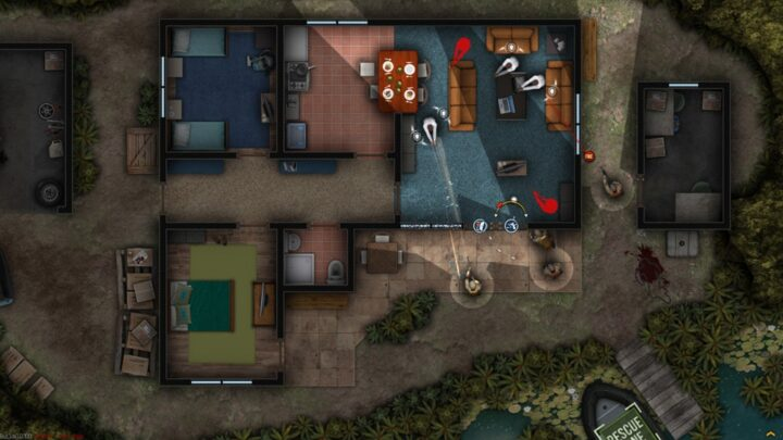 The excellent Door Kickers games cost just 99c each right now on Android
