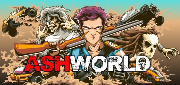 Apocalyptic Pixelart Survival Sim Ashworld is reduced by $ 2 on Android