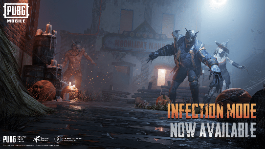 Infection mode returns to PUBG Mobile with Halloween zombies