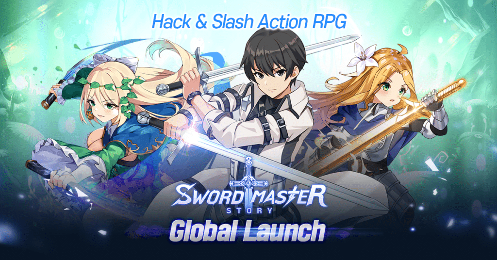 SwordMaster Story is an ARPG from Evil Hunter Tycoon Dev Super Planet, available now
