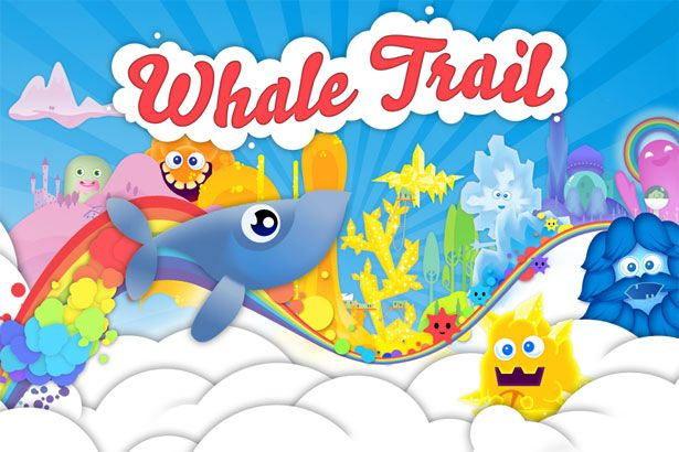 Whale Trail Classic, from Monument Valley Dev ustwo, is half price on Android