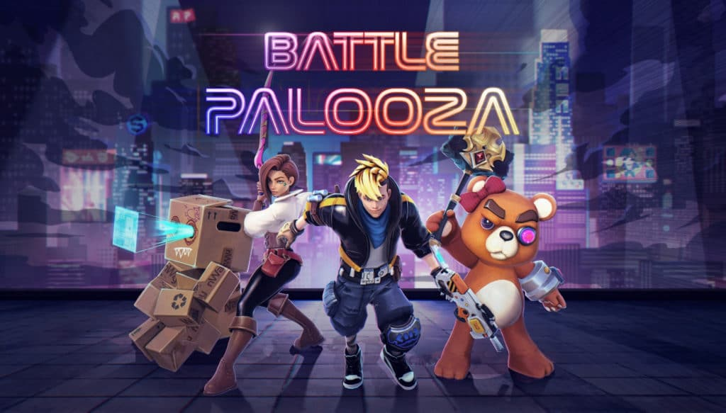 Battlepalooza is a Battle Royale set in real-world cities, coming to mobile on December 10