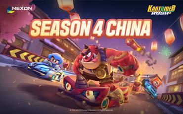 KartRider Rush + heads to China for Season 4 update