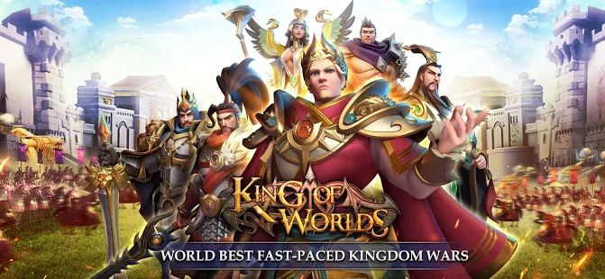 King of Worlds is a Swords and Sandals strategy game with a quick twist, available in select regions