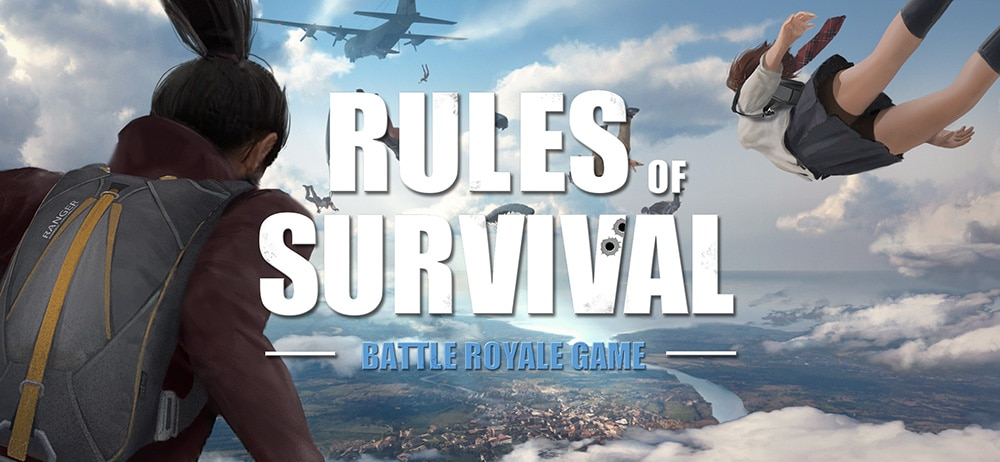 Lots of goodies available in Rules of Survival third anniversary celebrations