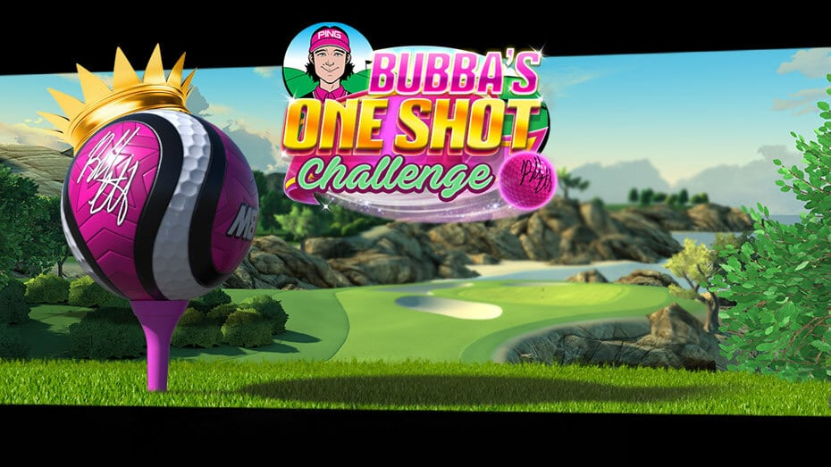 New Bubba Watson content now available in Golf Clash