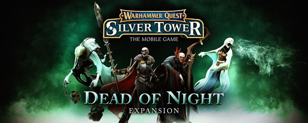 Warhammer Quest: Silver Tower gets new champions, maps, and more in the first big update