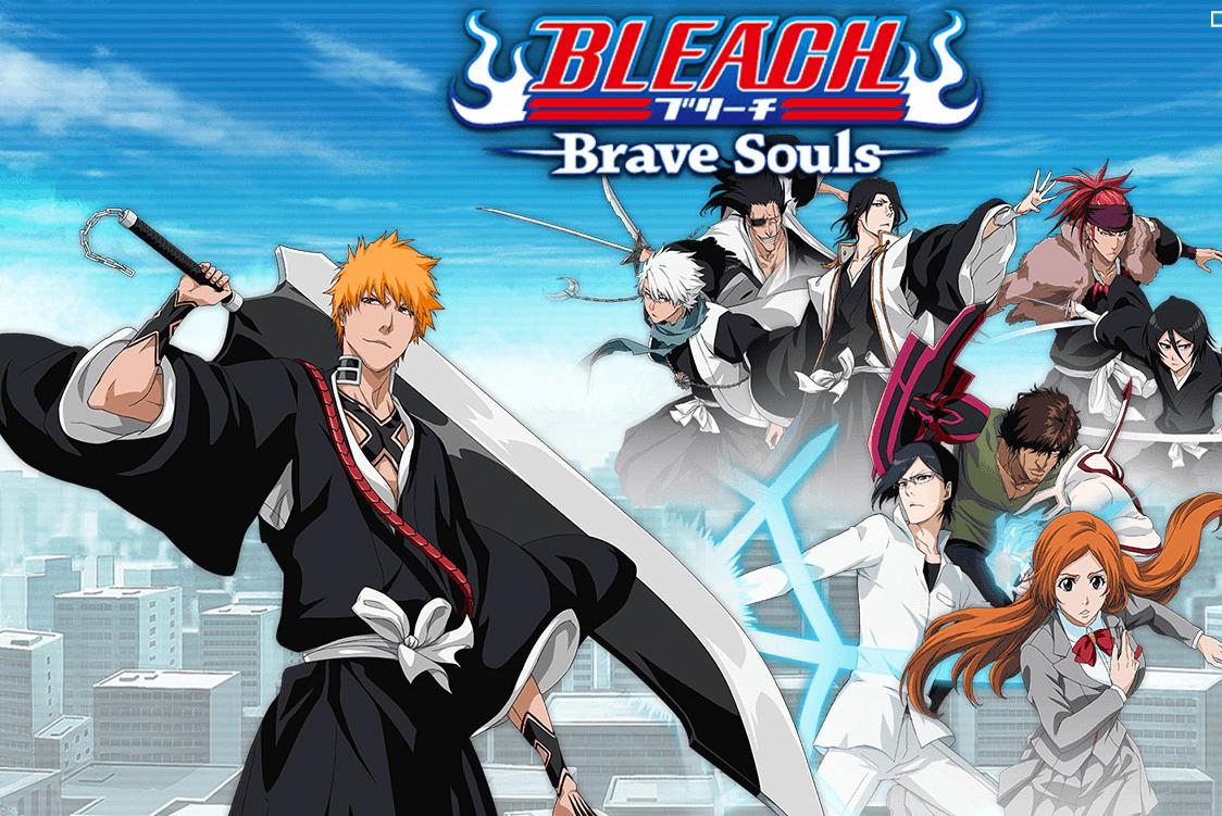 BLEACH Brave Souls - 3D Action Mod Apk & Ipa