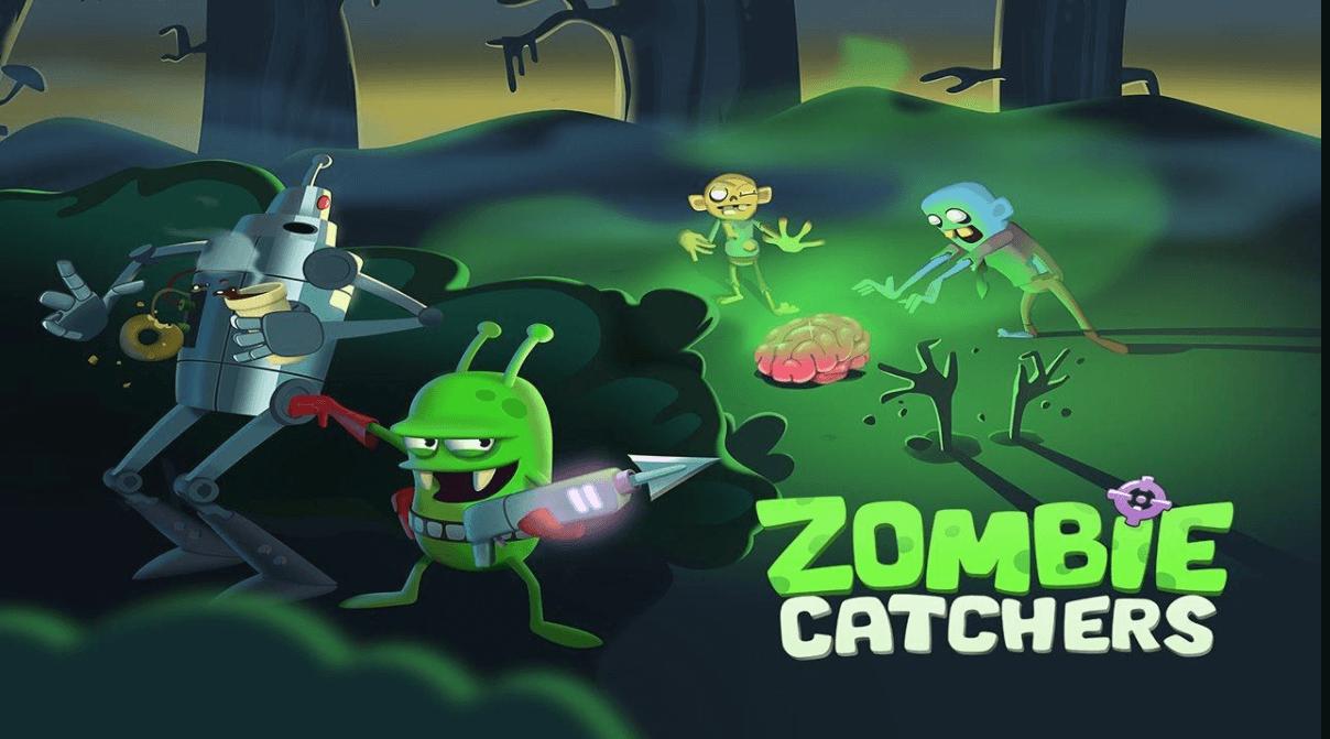Zombie Catcher Mod Apk & Ipa