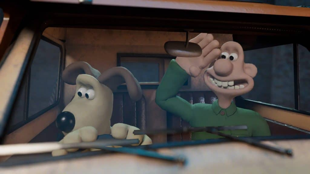AR Adventure Wallace & Gromit: Big Fix Up is coming to the Google Play Store